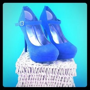Material Girl Mary Janes